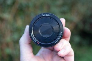 Sony Cyber-shot QX100 review