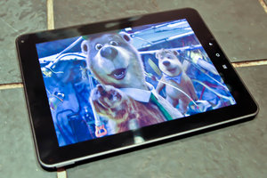 Watching movies on the ViewSonic ViewPad 10e