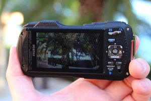 Pentax Optio WG-2 review
