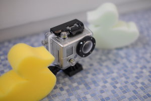 Waterproof housings mean this camera is very capable