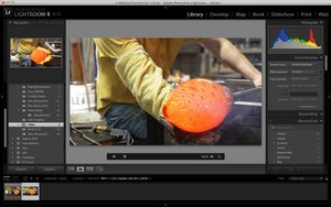 Video gets a boost with Lightroom