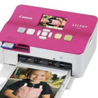 Canon launches Selphy CP780 printer