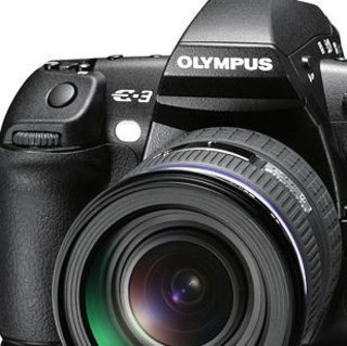 Olympus sending the E-3 DSLR into space