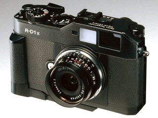 Epson announces R-D1x rangefinder camera