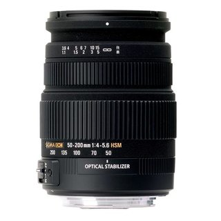 Sigma launches 50-200mm F4-5.6 lens