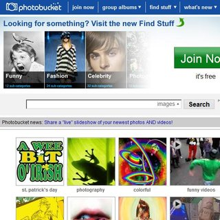 Photobucket launches updated WAP site