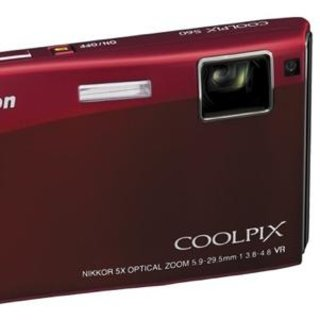 Nikon updates firmware for Coolpix S60