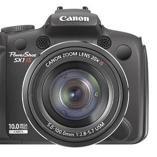 Canon updates Powershot SX1 IS firmware