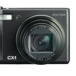 Ricoh CX1 firmware update issued