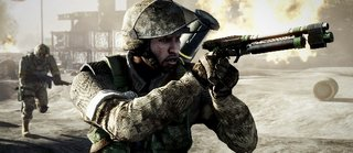 "EA offer ""Limited Edition"" version of Bad Company 2 with unlocks"