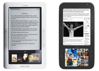 Spring Design sues Barnes & Noble over Nook ebook