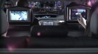 """Connected Car"" brings in-flight entertainment to your car"
