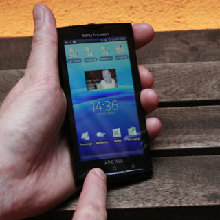 VIDEO: Sony Ericsson Xperia X10 demoed