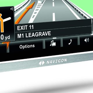 Navigon Truck Navigation software announced