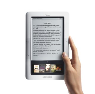"Barnes and Noble Nook pre-orders ""surpass expectations"""