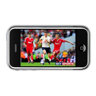 Daily Tech Deal: 3 months free Sky Mobile TV on iPhone with O2