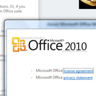 MS Office 2010 beta now available