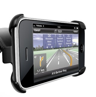 Navigon launches iPhone Car Mount