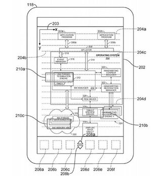 Apple tablet appears in patent filing