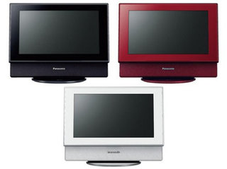 Panasonic launches MW-10 multimedia audio system photo frame