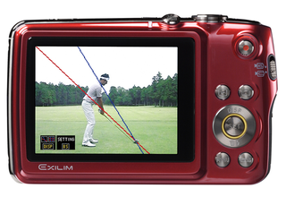 Casio intros Exilim EX-FS10S camera