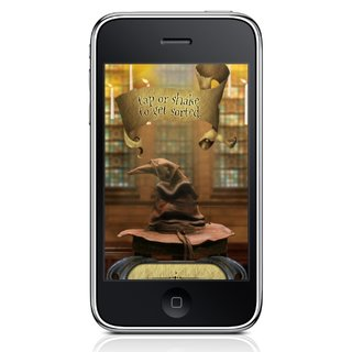 VIDEO: Official Harry Potter iPhone app launches