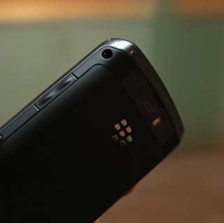 New sliding touchscreen BlackBerry rumoured