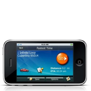 Magellan launches iPhone app and car kit