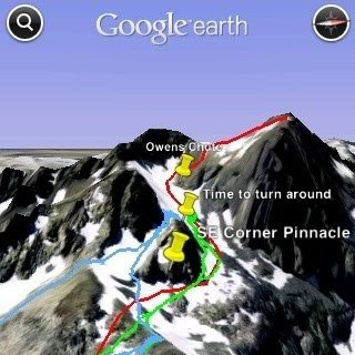 Google Earth hits version 2.0 for iPhone