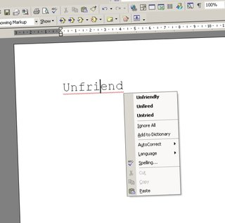 """""""Unfriend"""" named Word of the Year by OUP"""