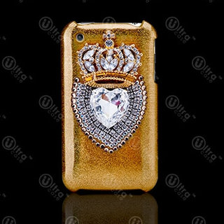 Luxury Edition Royal Crown iPhone case revealed