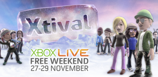 Xbox 360's Xtival weekend returns