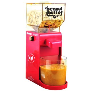 Firebox offers peanut butter maker