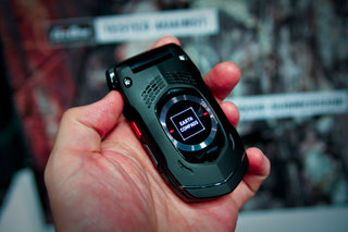 Casio G'zOne Rock phone plays it tough