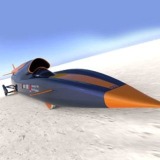 WEBSITE OF THE DAY - Bloodhound SSC