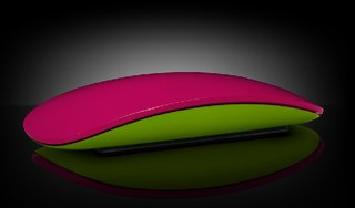 Apple Magic Mouse gets coloured in