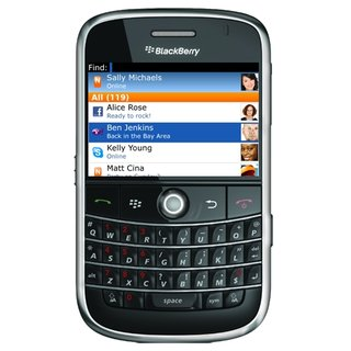 Nimbuzz launches native BlackBerry app