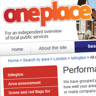 Oneplace council comparison site launched