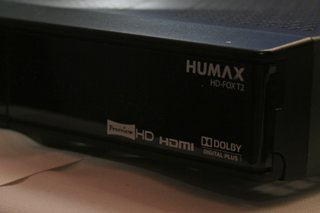 Humax outlines HD-FOX T2 and DVB-T2 HD Digital Recorder