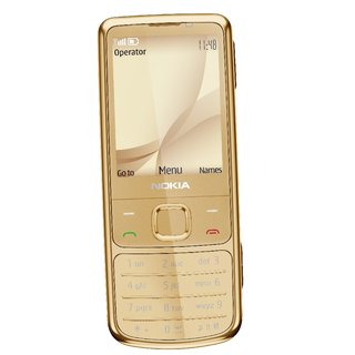 Nokia 6700 classic Gold Edition revealed