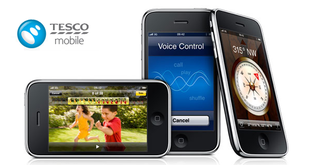 iPhone priced at £20 per month at Tesco