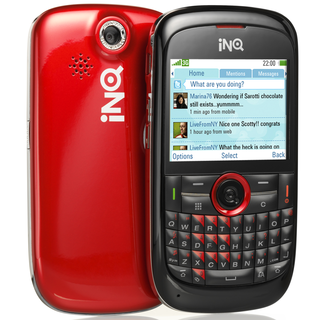 INQ Chat 3G now available on 3