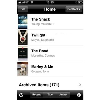Kindle iPhone app rolls out to 60 more countries
