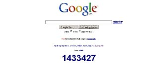 Google starts mysterious countdown timer