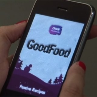 BBC Good Food launches festive iPhone app