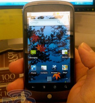 New Nexus One pics emerge as 5 Jan becomes rumoured launch date