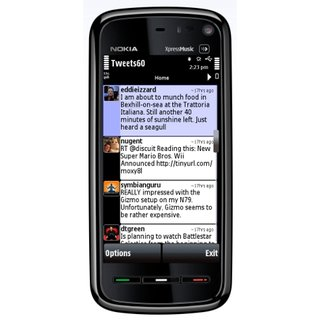 First five... Symbian apps to download