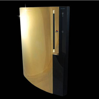 "£200k PS3 ""Supreme"" joins £300k Wii on the bonkers shelf"