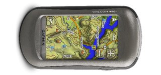 Garmin Oregon 450 and 450t outdoor GPS announced