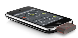 L5 Remote add-on turns iPhone into universal remote control
